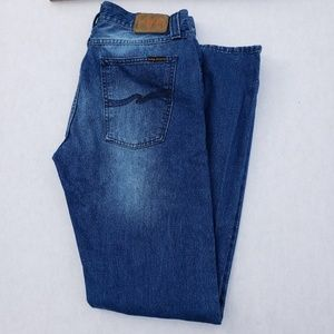 6fd28cc0 Nudie Jeans Jeans | Dry Selvage | Poshmark
